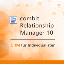 combit Relationship Manager - Mietmodell Basic Edition